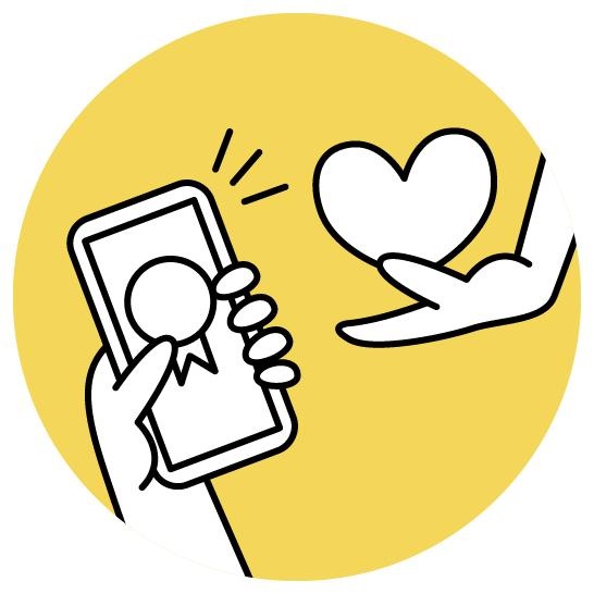 ふくおか健康ポイントアプリのポイントで便利なサービス利用や素敵なプレゼントが当たる抽選に応募
